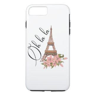 Oh Tour Eiffel de la La | de La avec Coque iPhone 7 Plus