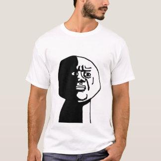 oh un dieu pourquoi T-shirt