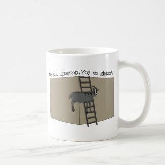 Oh vous, LadderGoat, vous si aléatoires Mug