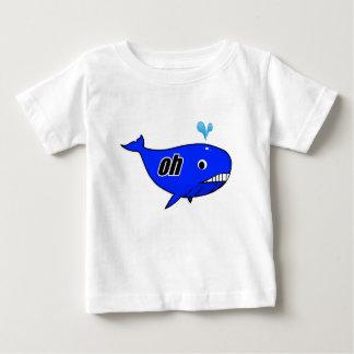 Oh Wale oh T-shirt Pour Bébé