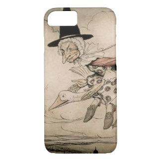 Oie de mère, frontispice de 'oie de mère l'Ol Coque iPhone 7