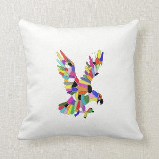 Oiseau Coussin