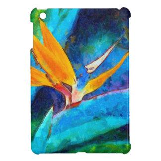 oiseau de fleur de paradis étuis iPad mini