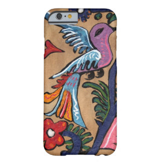 Oiseau de Latin-ness Coque Barely There iPhone 6