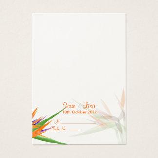 OISEAU de PixDezines de couleur d'arrière - plan Cartes De Visite