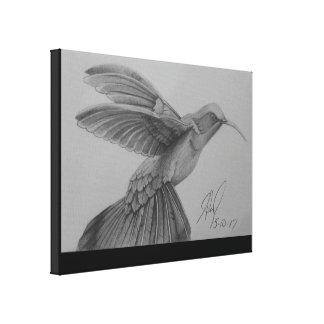 Oiseau de ronflement toiles