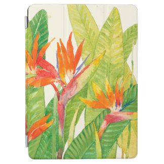 Oiseau des fleurs | du paradis tropical protection iPad air