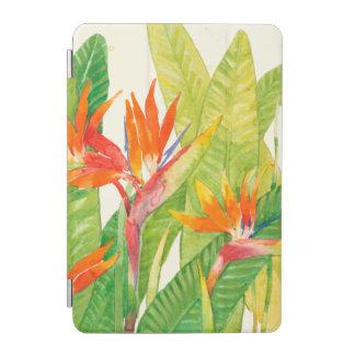 Oiseau des fleurs | du paradis tropical protection iPad mini