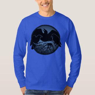 Oiseau frais XXXL Jersey de corneille de Raven de T-shirts
