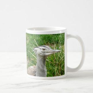 Oiseau sauvage au zoo national mug à café