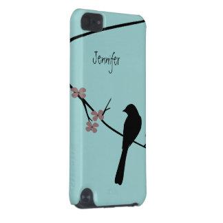 Oiseau sur la conception de branche coque iPod touch 5G