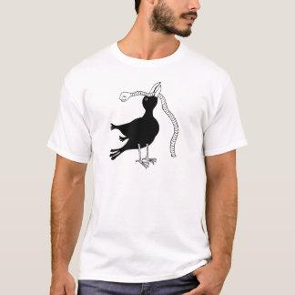 oiseau tôt t-shirt