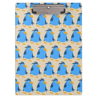 Oiseaux de bleu de personnaliser