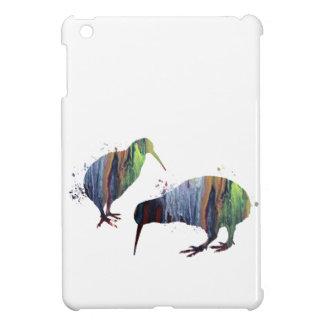 Oiseaux de kiwi coque pour iPad mini