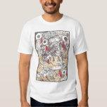 Oiseaux de yard t-shirt