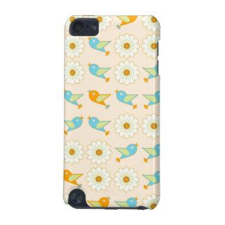 Oiseaux et marguerites coque iPod touch 5G
