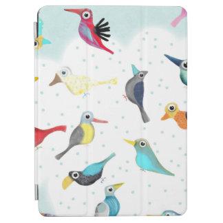 Oiseaux et nuage protection iPad pro