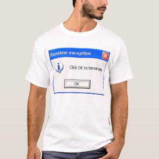 OK de clic pour terminer des SOLIDES TOTAUX T-shirt