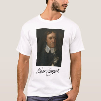 Oliver Cromwell A INTERDIT le T-shirt