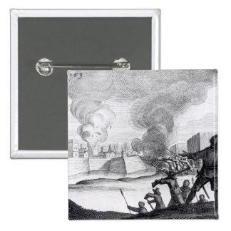 Oliver Cromwell assiège Drogheda en 1649-50 Badges