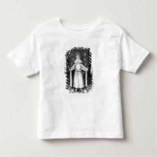 Oliver Cromwell se tenant dans l'état ; T-shirt Pour Les Tous Petits