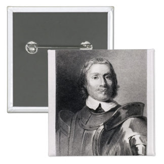 Oliver Cromwell, seigneur Protector de l'Angleterr Pin's