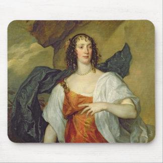 Olivia, épouse du portier d'Endymion, c.1637 Tapis De Souris