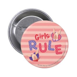 Olivia - règle de filles badge