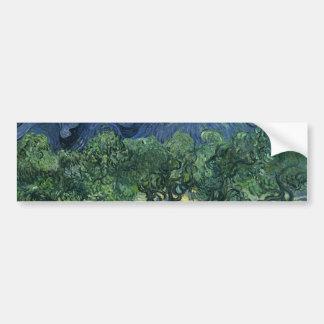 Oliviers par Van Gogh Autocollant Pour Voiture