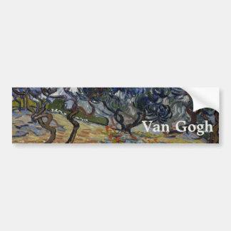 Oliviers par Vincent van Gogh Autocollants Pour Voiture