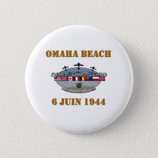 Omaha Beach 1944 Pin's