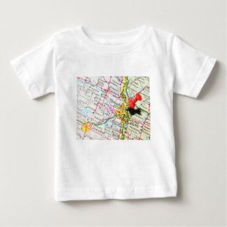 Omaha, Nébraska T-shirt Pour Bébé