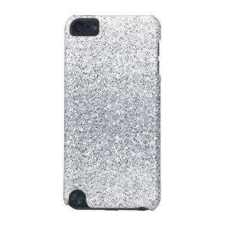 Ombre argenté scintillant coque iPod touch 5G
