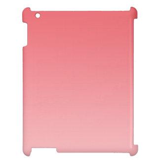 Ombre de corail coque pour iPad