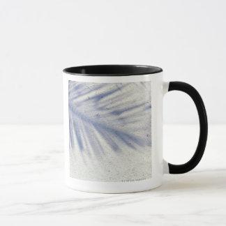 Ombre du palmier 3 mug