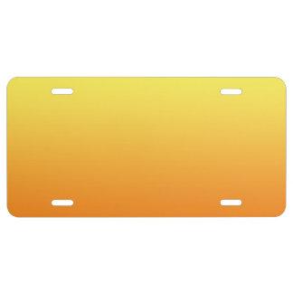 """""""Ombre jaune et orange"""""""