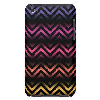 Ombre multicolore Chevron Coque Case-Mate iPod Touch