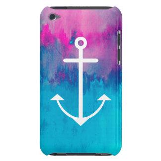 Ombre nautique coque iPod Case-Mate