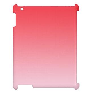 Ombre rouge étui iPad
