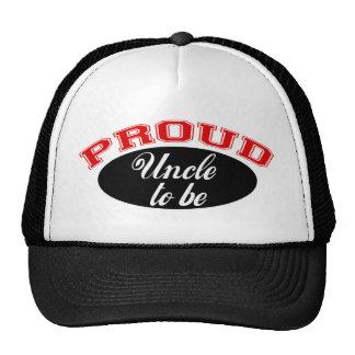 Oncle fier à être casquettes