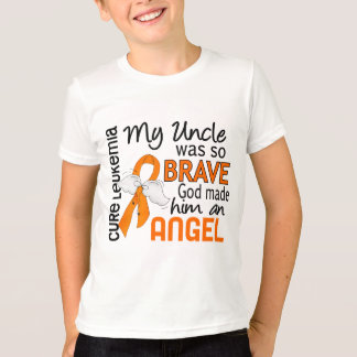 Oncle Leukemia de l'ange 2 T-shirt