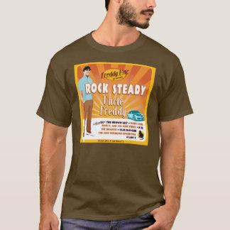 Oncle régulier Freddy de roche T-shirt