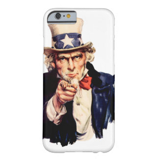 Oncle Sam Coque iPhone 6 Barely There