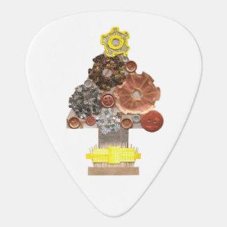 Onglet de guitare d'arbre de Noël de Steampunk
