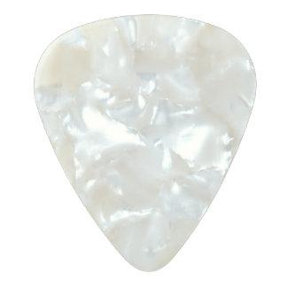 Onglet de guitare de celluloïde de perle médiator perle celluloid