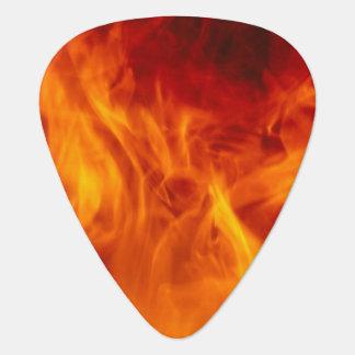 Onglet de guitare de flammes
