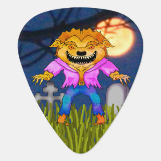 Onglet de guitare de loup-garou