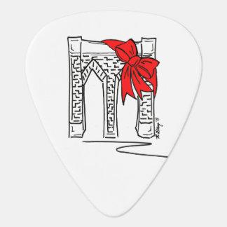 Onglet de guitare de New York City NYC BK de pont