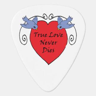 Onglet de guitare de style de tatouage -- L'amour