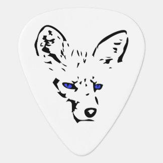 Onglet de guitare de visage de Fox